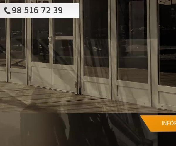 Puertas y ventanas de aluminio en Gijon | Ventanas Asturcon