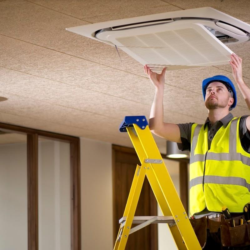 Reparación de aire acondicionado: Servicios de ELECTROAL