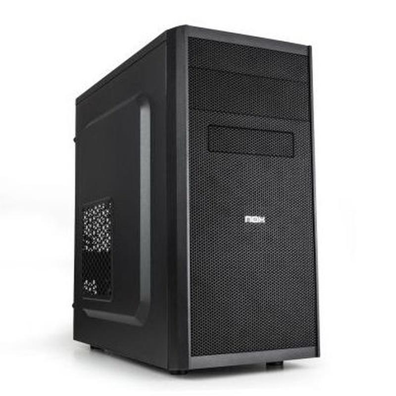 Nox Caja Micro ATX Coolbay MX Negra Mesh USB3.: Productos y Servicios de Stylepc