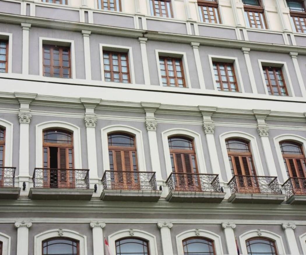 Opciones de revestimiento de fachadas