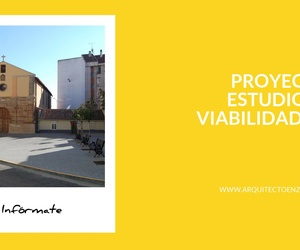 Estudio arquitectura en Zamora | Estudio de Arquitectura Luis J. Martínez Lucio