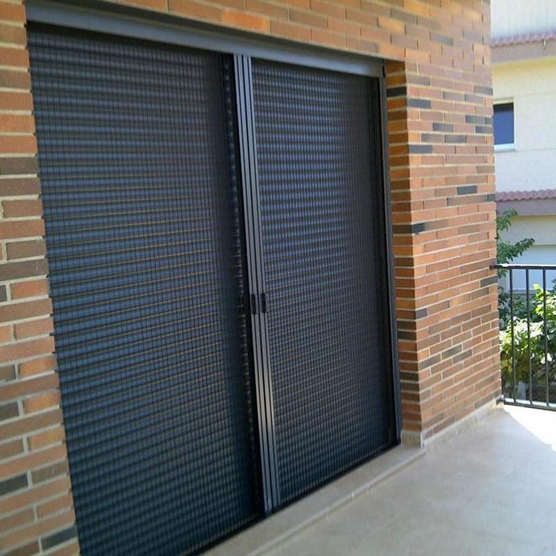 Instalación de mosquiteras en Lleida