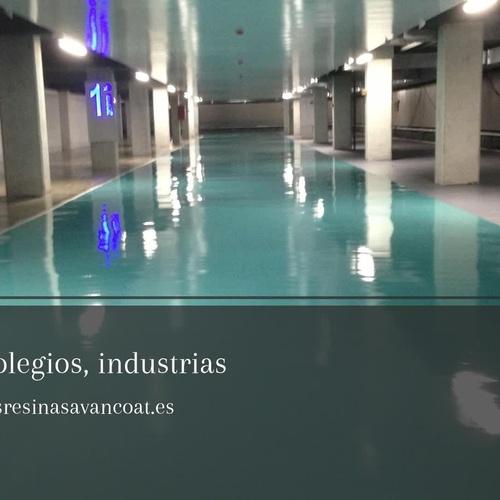 Resina de epoxi en Madrid | Avancoat