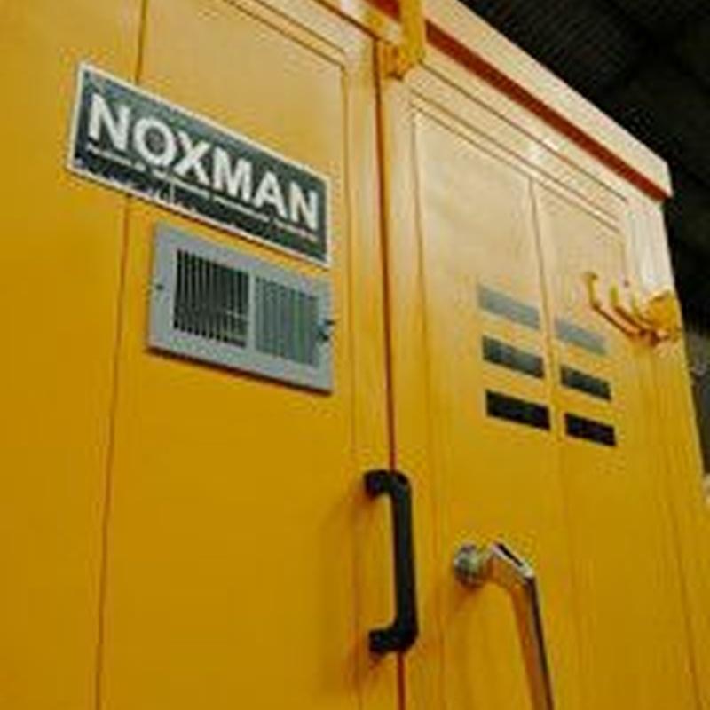 Estufas calentadoras de bidones Drumox: Productos de Noxman, S.A.