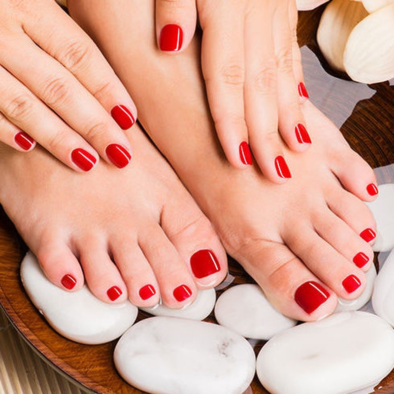 Pedicura Hidraplus : Servicios de Divinity Body Nails