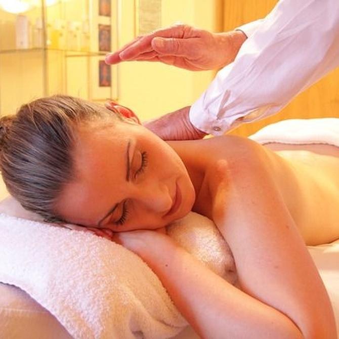 Zonas más sensibles al masaje