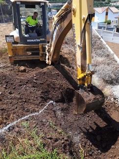 Construcción 2 chalets, en Garachico