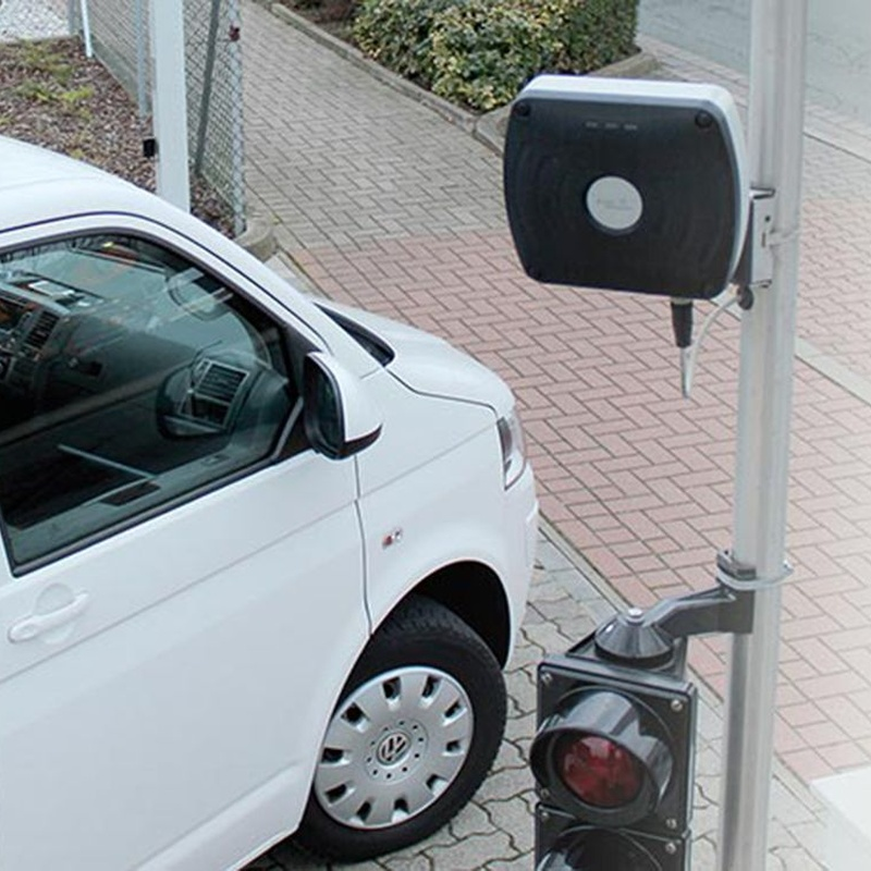 Vehicle Access Control: Products and services de Systeline Telecomunications
