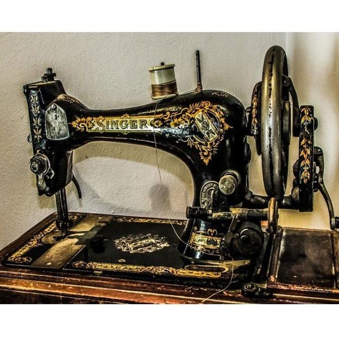 Sacar partido a tu máquina de coser antigua