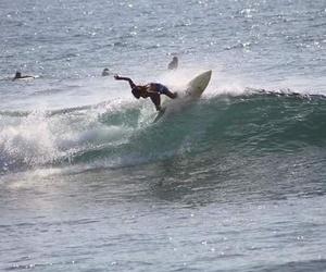 jaime in Free surfing in Piscinas