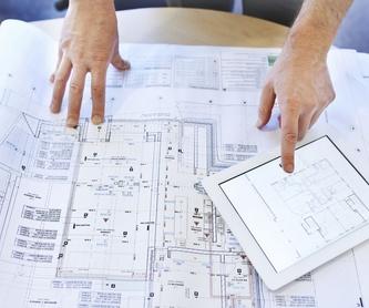 Estudio de arquitectura: Servicios de Arquitectura Burgos