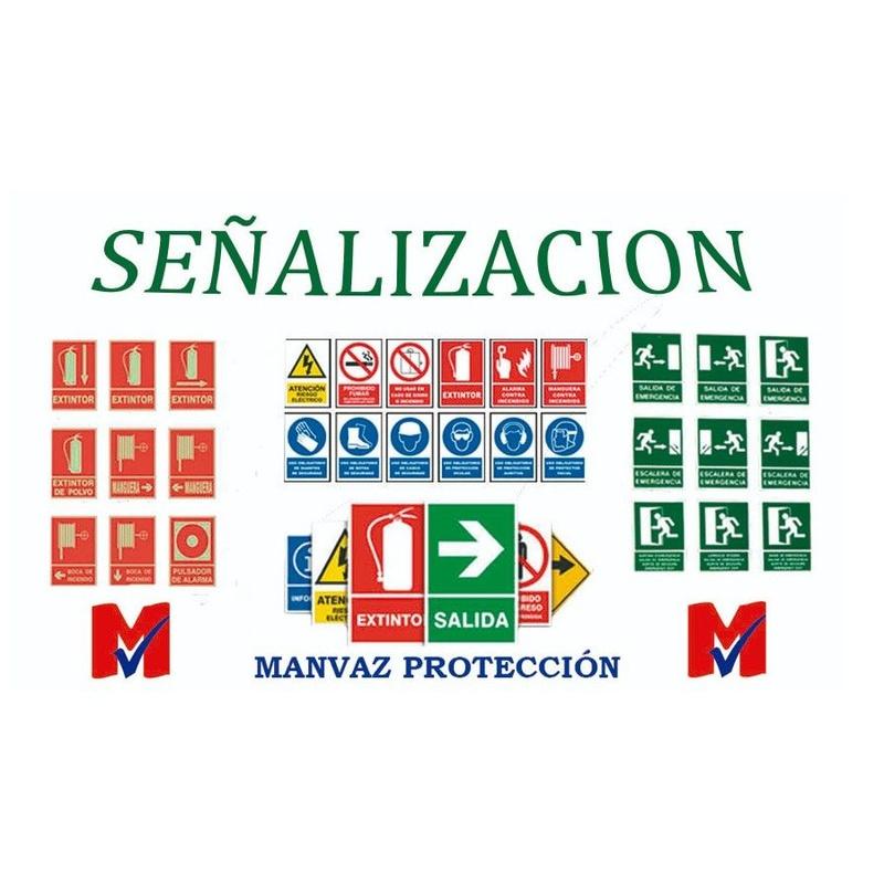 Señalización: Productos y Servicios de MV Protección
