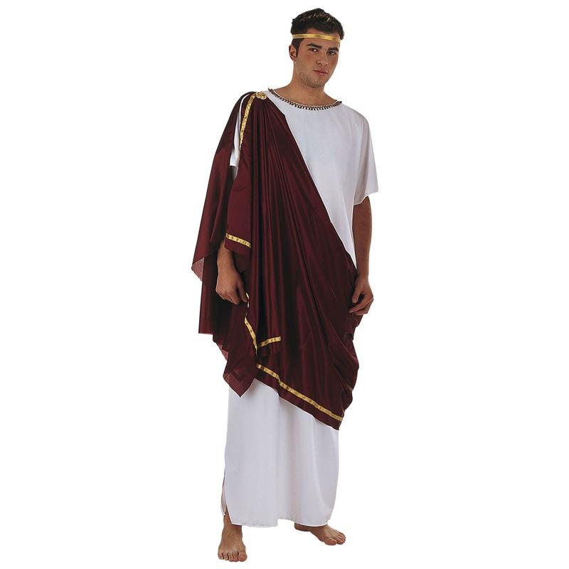 Disfraz romano deluxe adulto