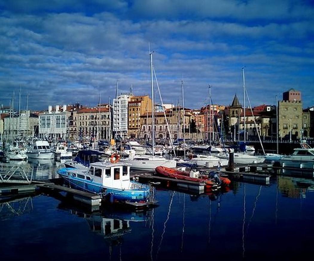 ¿Dónde hospedarte en Gijón?