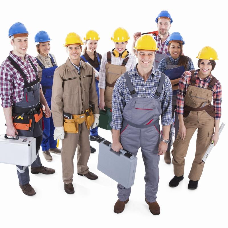 Coordinación de gremios: Servicios de Construcciones y Reformas Luis
