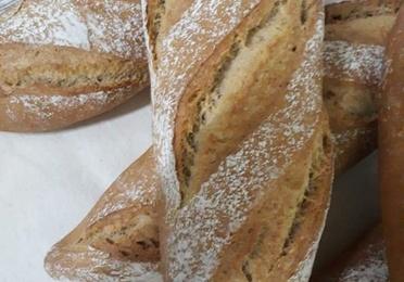 Preparado de pan