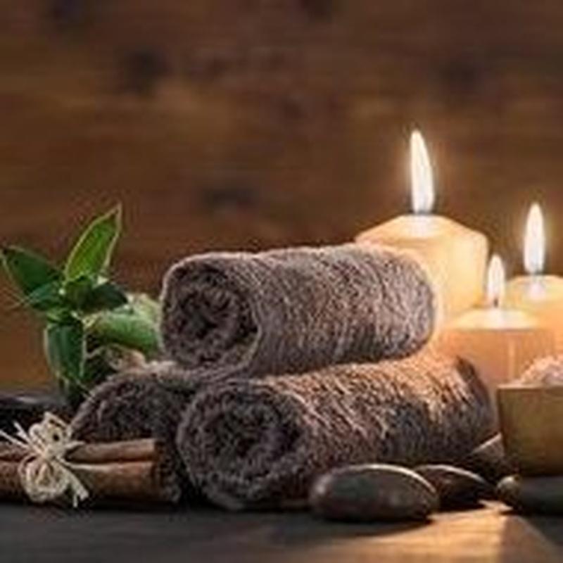 Masaje Terapéutico 30 minutos: Productos y Servicios de Suntra Terapias