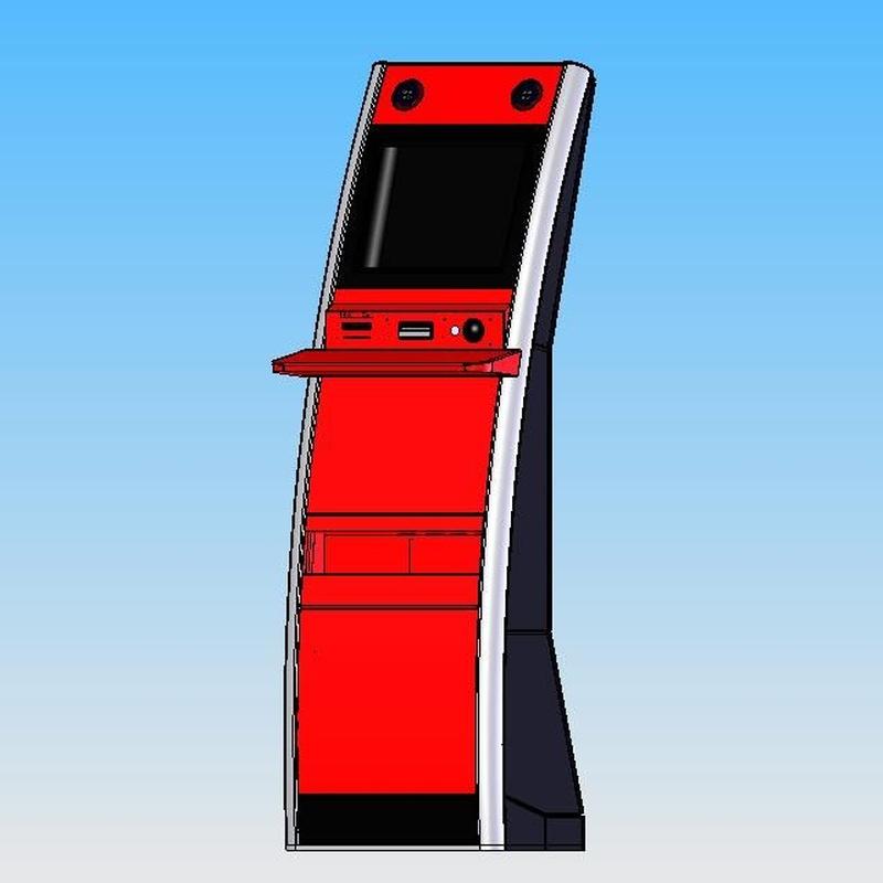 Máquina recreativa Kiosk4: Productos y servicios de 3DSWPRO