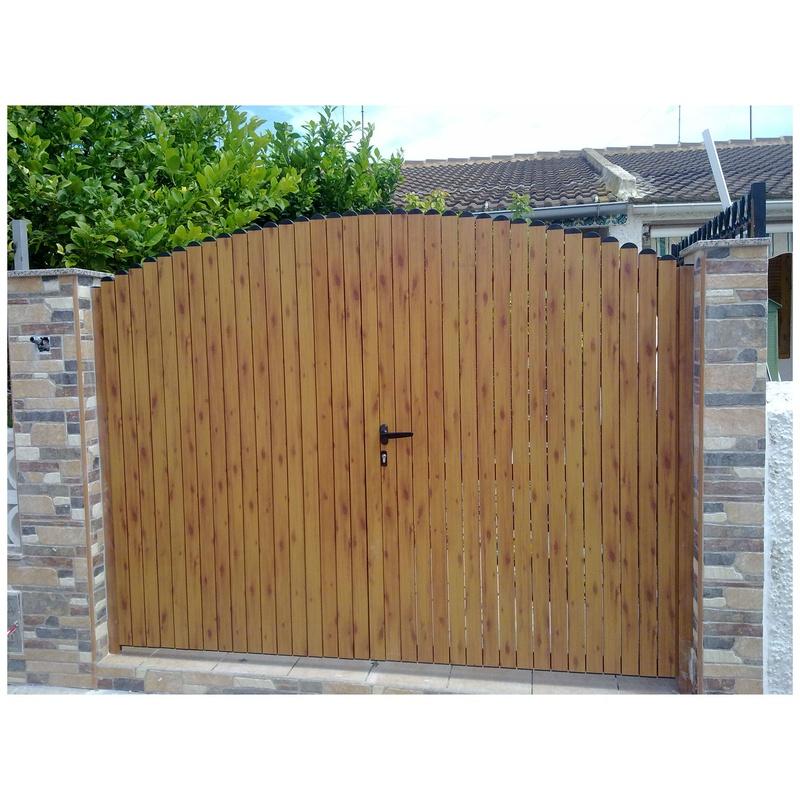 Puertas y vallas de jardín: Productos  de Sevimad