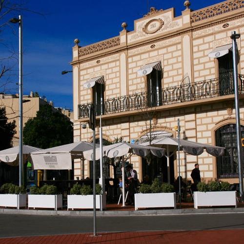 Restaurantes céntricos en Mataró