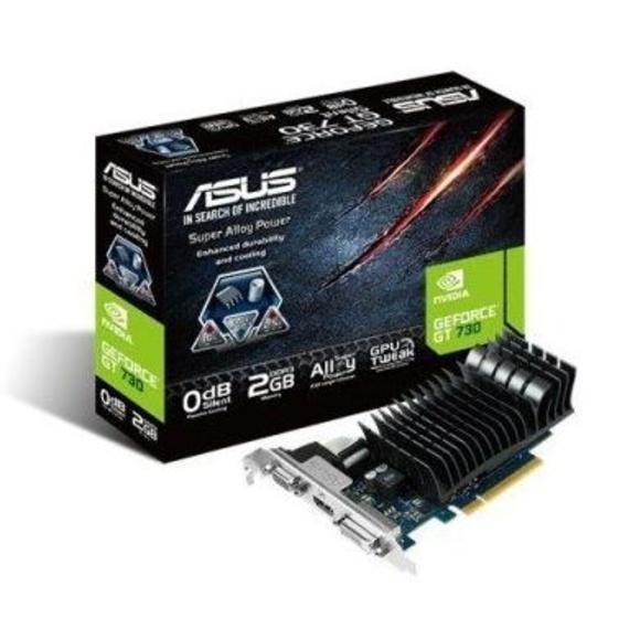 ASUS VGA NVIDIA GT730-SL-2GD3-BRK 2GB DDR3 : Productos y Servicios de Stylepc