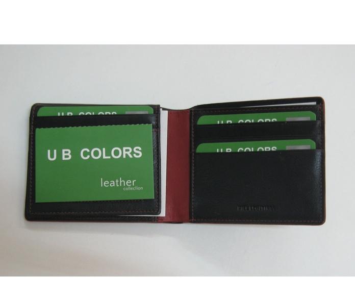 Cartera de piel negra: Productos de Zapatería Ideal Alcobendas