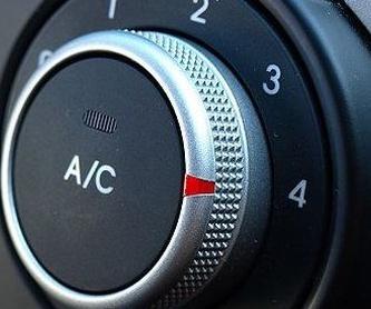 Aire acondicionado: Servicios de Auto Mar Menor