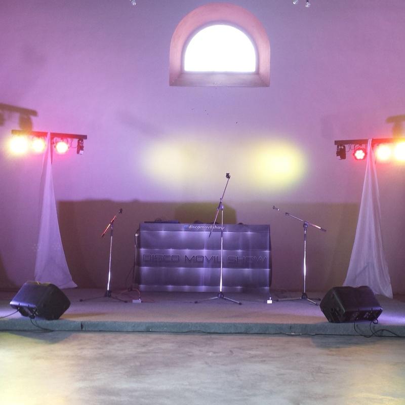 Baile Nupcial y discoteca: Servicios de Disco Móvil Show
