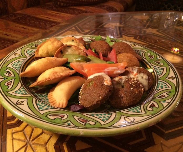 Entrantes veganos: Nuestra carta de Restaurante Rotana