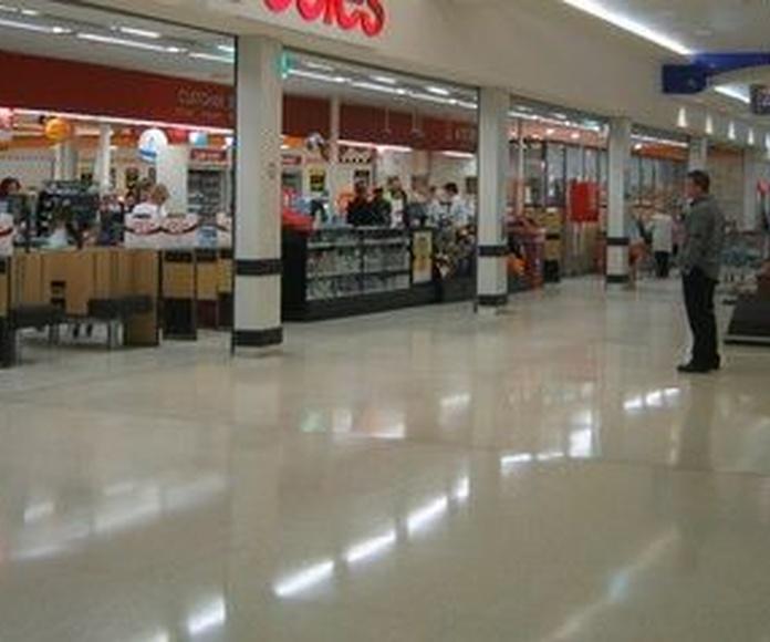Centros comerciales: Servicios de Toilim