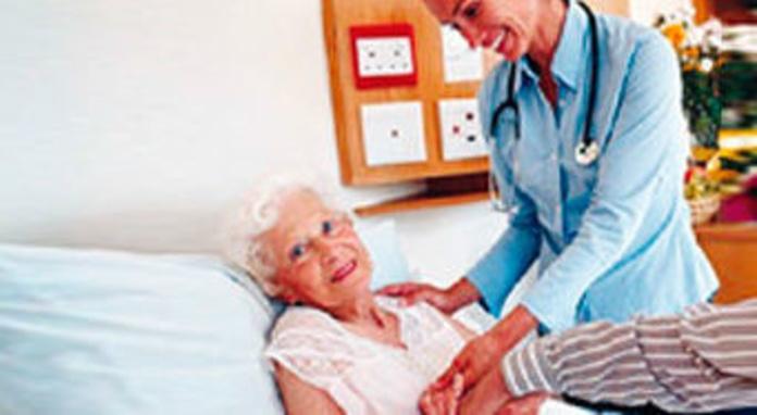 Asistencia a enfermos: Servicios de Edades Móstoles