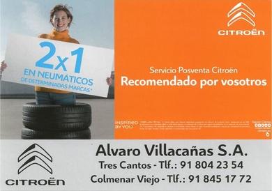 Neumáticos 2X1
