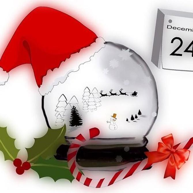 Felicitar la Navidad a los clientes