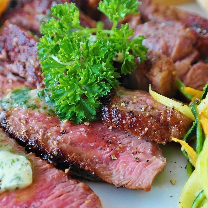 Aprende a distinguir entre las carnes de ternera y de buey