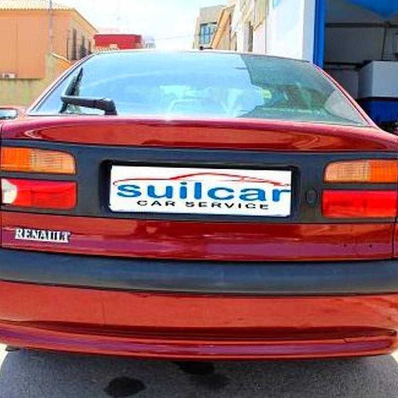Renault Laguna: Taller y Concesionario de Suilcar Car Service