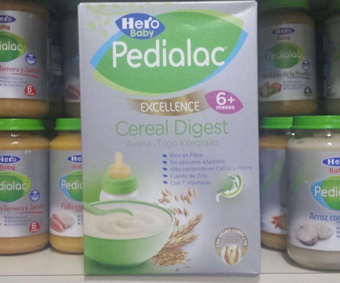 Alimentos infantiles: Servicios de Teresa Teruel González