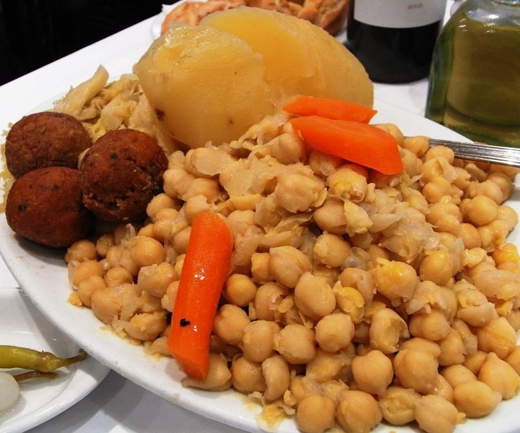 Secretos del cocido madrileño