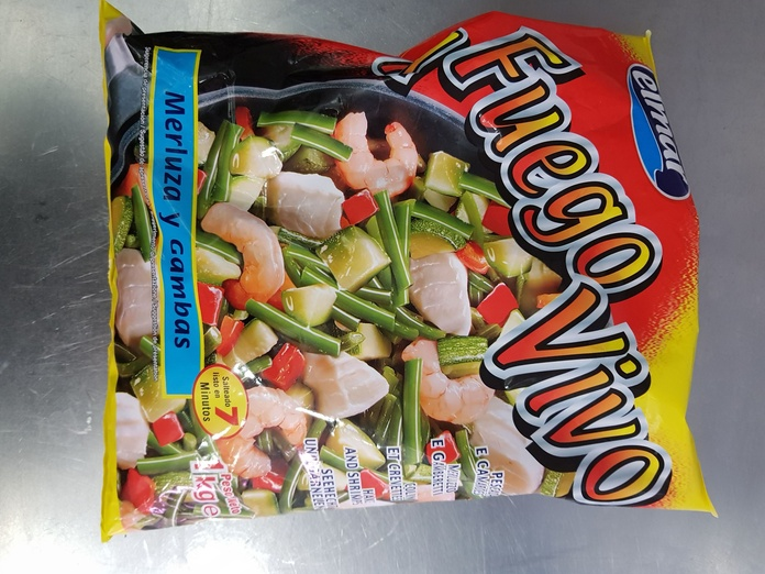 Congelados de marisco, pescado, verdura: Nuestros Productos de Bonsabor Norte