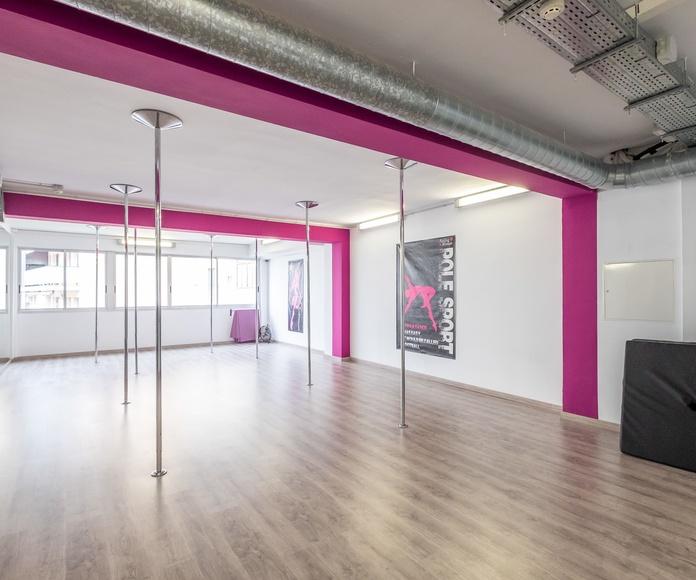 Sala 1 Pole Dance-Sport
