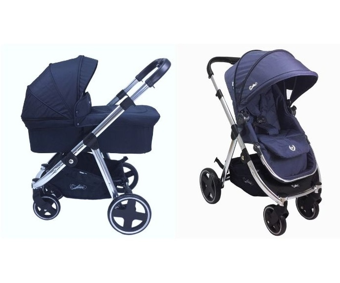 El paseo. Coches 2 piezas: Productos de Morales Bebés