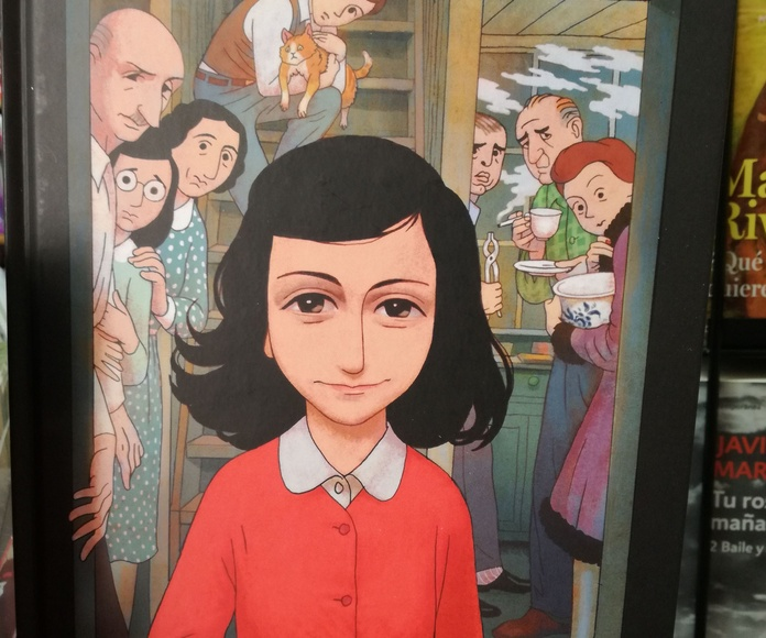 El Diario de Anne Frank: SECCIONES de Librería Nueva Plaza Universitaria