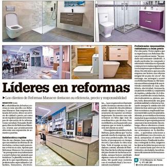 Foro Inmobiliario Diario de Mallorca - Reformas Manacor