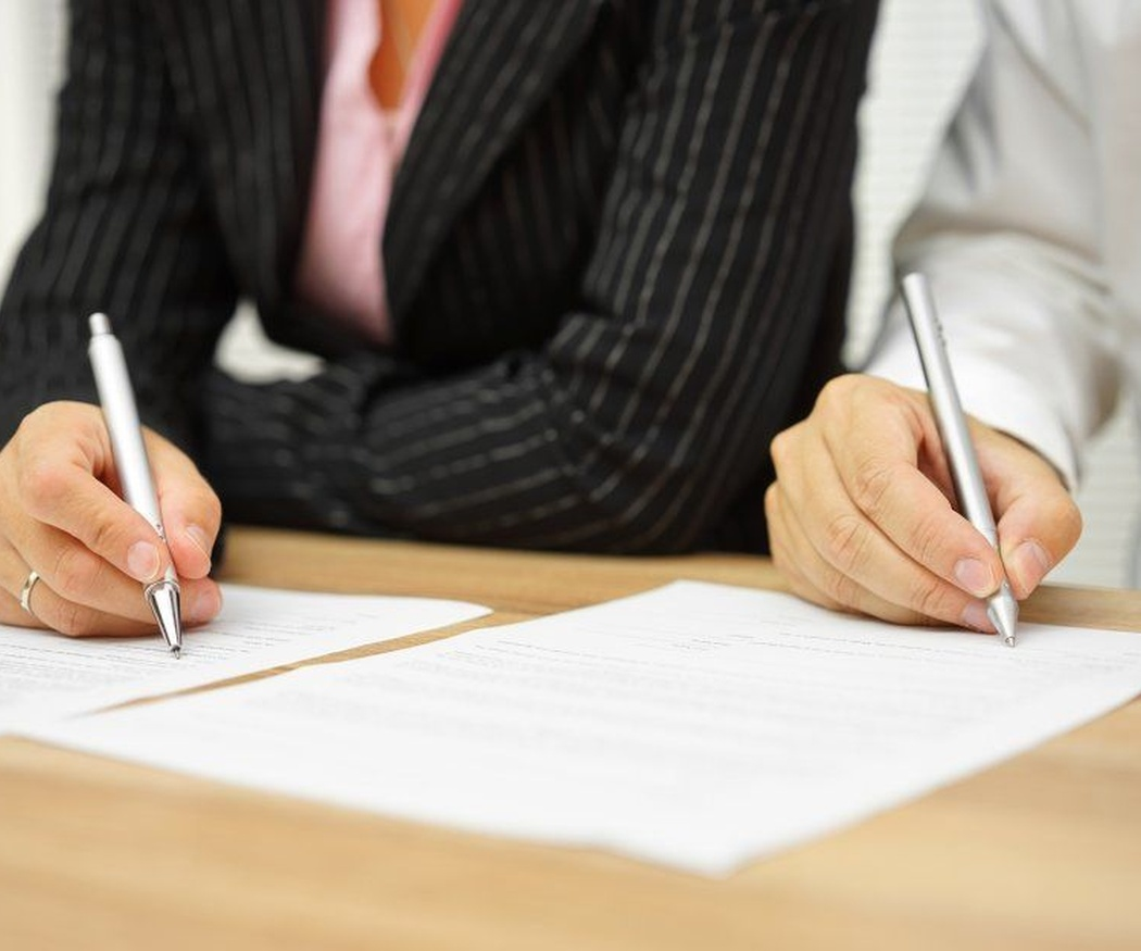 El contrato de compraventa de una casa