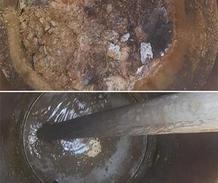 Saneado de tuberías