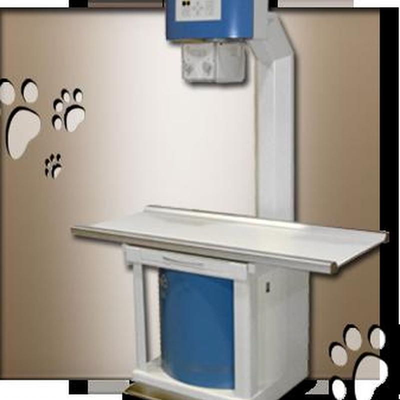 Rayos X veterinarias: Servicios de Guau Veterinaris