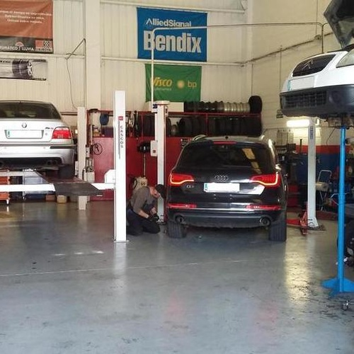 Selauto, taller de automóviles en Aranguren - Navarra