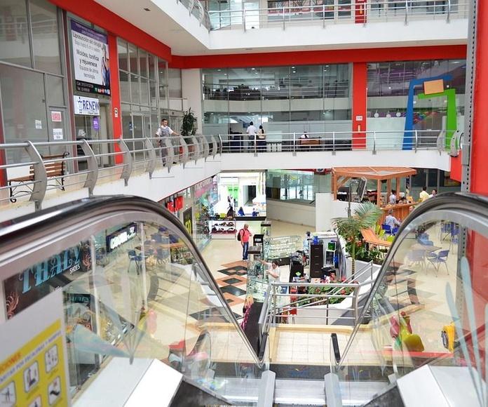 Reforma de locales comerciales: Servicios de Construcciones Antonio Cruz Moreno