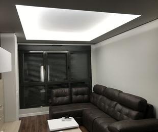 Sistemas de pladur e iluminación