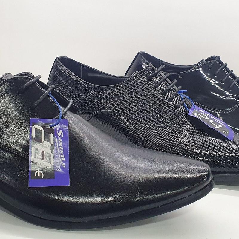 zapato moda vestir ceremonia