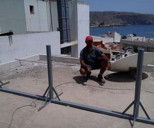 Soportes para colocar antenas Tenerife